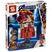 Конструктор SY 1400 Перчатка Бесконечности Железного Человека