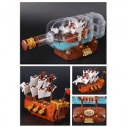 Конструктор SX 6006 Movie Blocks Корабль в бутылке